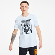 მაისური puma graphic tee box logo
